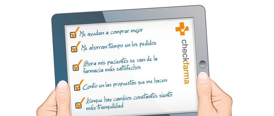 Beneficios Checkfarma